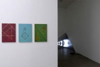 , solo exhibition at CAR projects, Bologna, Italy, march 2011