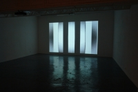 , video projection, 2'22, Galerie Sollertis, 2011